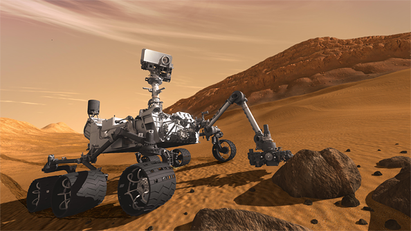 GAGEpack gage calibration software supported the Mars Curiosity rover
