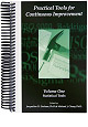 Order Practical Tools for Continuous Improvement Volume 1 Statistical Tools